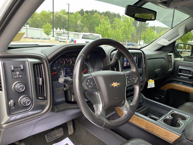 2017 Chevrolet Silverado 1500 Crew Cab 4x4, Pickup #P20801 - photo 22