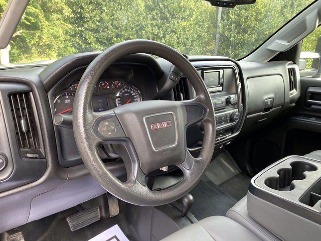 2015 GMC Sierra 3500 Crew Cab DRW 4x4, Platform Body #P20850 - photo 18