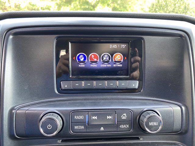 2015 GMC Sierra 3500 Crew Cab DRW 4x4, Platform Body #P20850 - photo 24