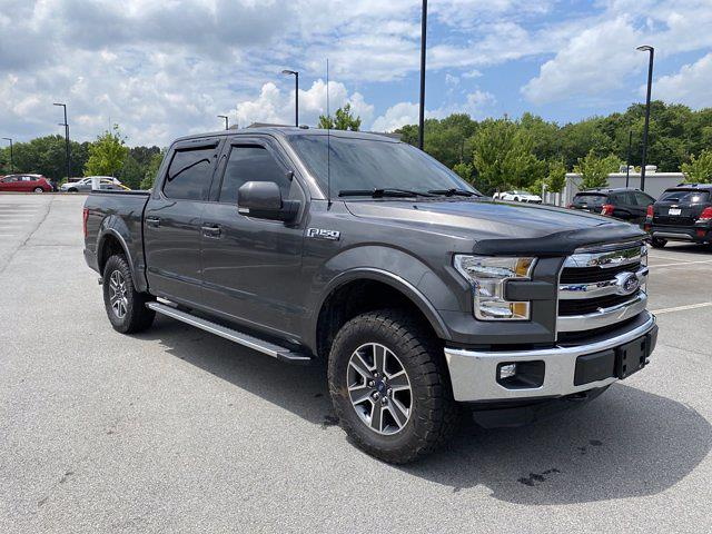 2016 Ford F-150 SuperCrew Cab 4x4, Pickup #P20888 - photo 8