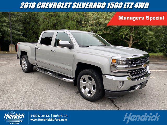 2018 Silverado 1500 Crew Cab 4x4,  Pickup #P21266 - photo 1