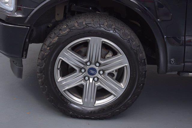 2018 Ford F-150 SuperCrew Cab 4x4, Pickup #SA20927 - photo 35