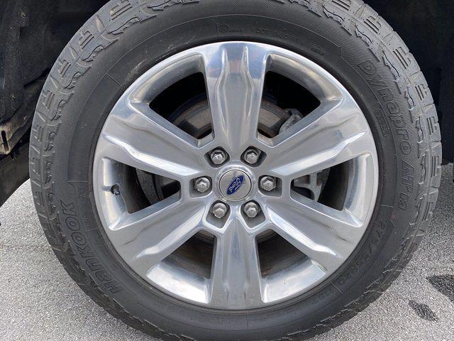 2018 F-150 SuperCrew Cab 4x4,  Pickup #SA21043 - photo 40