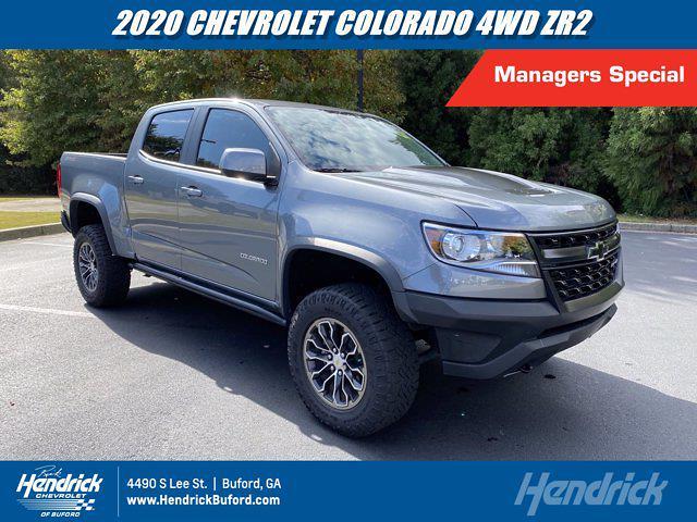 2020 Colorado Crew Cab 4x4,  Pickup #SA21252 - photo 1
