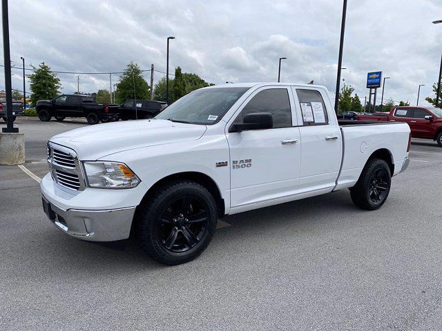 2014 Ram 1500 Quad Cab 4x2, Pickup #X20835A - photo 4