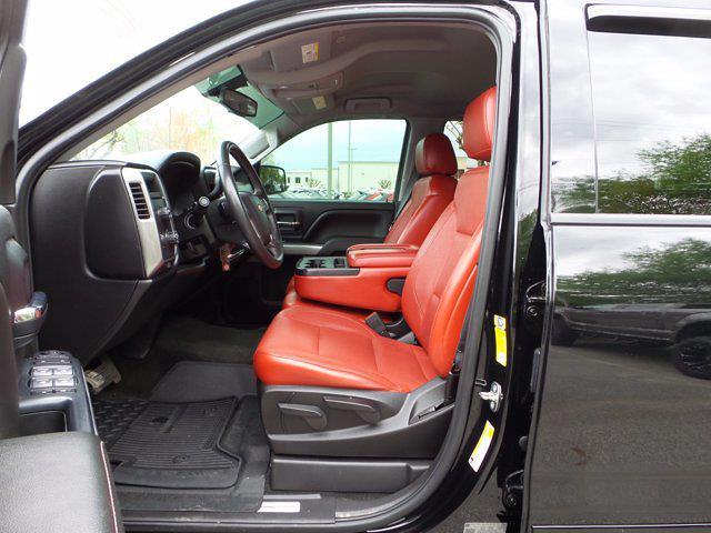 2018 Chevrolet Silverado 1500 Crew Cab 4x4, Pickup #X20855 - photo 28