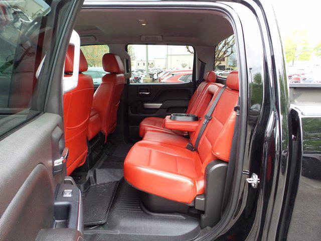 2018 Chevrolet Silverado 1500 Crew Cab 4x4, Pickup #X20855 - photo 36