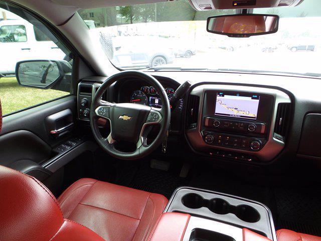 2018 Chevrolet Silverado 1500 Crew Cab 4x4, Pickup #X20855 - photo 37
