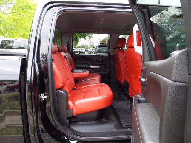 2018 Chevrolet Silverado 1500 Crew Cab 4x4, Pickup #X20855 - photo 40