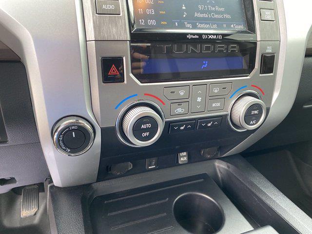 2018 Toyota Tundra Crew Cab 4x4, Pickup #X20874A - photo 31