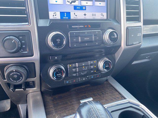 2017 Ford F-150 SuperCrew Cab 4x4, Pickup #XR20953A - photo 25
