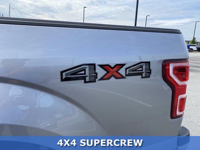 2020 Ford F-150 SuperCrew Cab 4x4, Pickup #XR20989 - photo 11