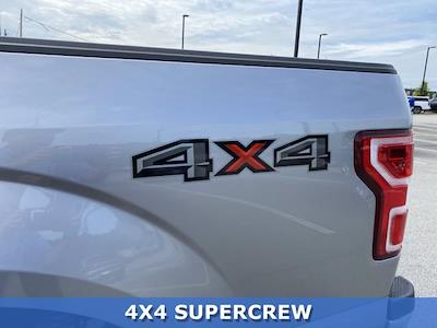 2020 F-150 SuperCrew Cab 4x4,  Pickup #XR20989 - photo 13