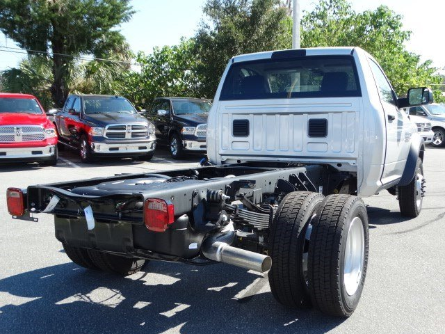 2017 Ram 5500 Regular Cab DRW Cab Chassis #170259 - photo 2