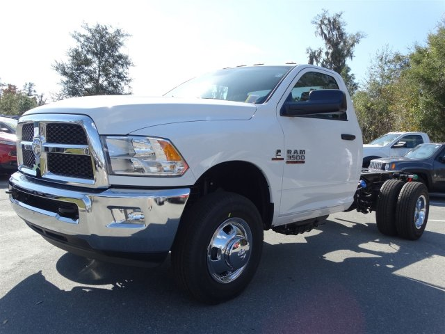 2017 Ram 3500 Regular Cab DRW 4x4, Cab Chassis #170555 - photo 7