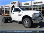 2017 Ram 3500 Regular Cab DRW 4x4, Cab Chassis #170555 - photo 1