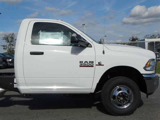 2017 Ram 3500 Regular Cab DRW 4x4, Cab Chassis #170632 - photo 3