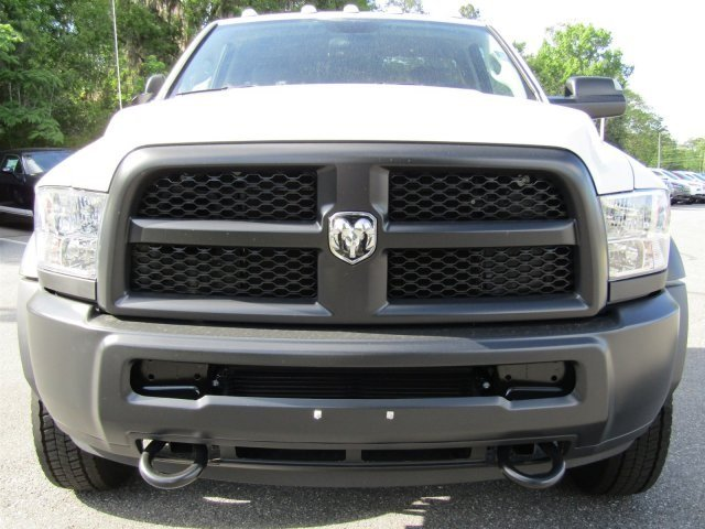 2017 Ram 5500 Regular Cab DRW 4x4 Cab Chassis #170900 - photo 8