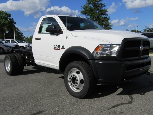 2017 Ram 5500 Regular Cab DRW 4x4 Cab Chassis #170900 - photo 3