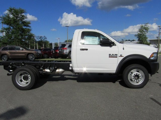 2017 Ram 5500 Regular Cab DRW 4x4 Cab Chassis #170900 - photo 4