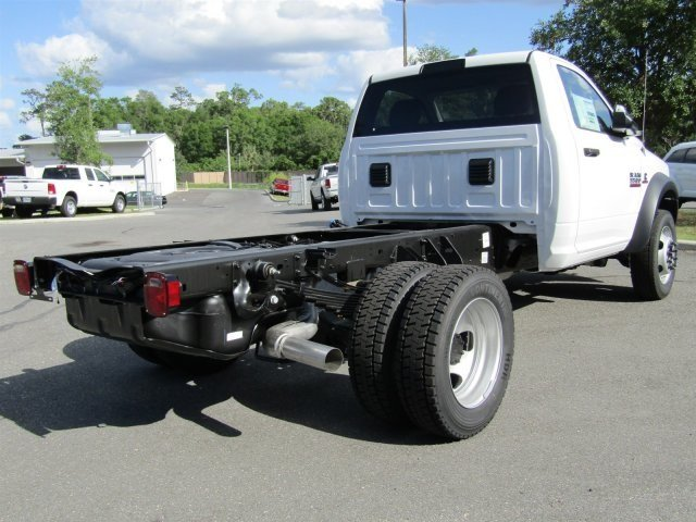 2017 Ram 5500 Regular Cab DRW 4x4 Cab Chassis #170900 - photo 2