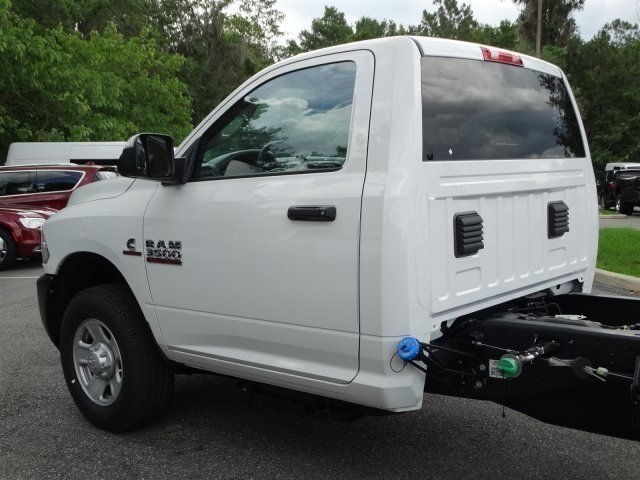 2017 Ram 3500 Regular Cab 4x4 Cab Chassis #171187 - photo 7