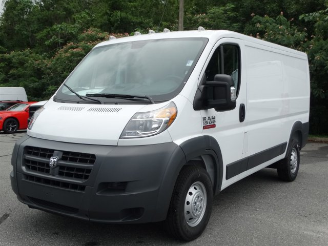 2017 ProMaster 1500 Low Roof, Cargo Van #171197 - photo 8