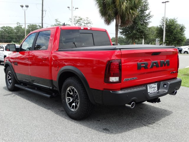 2017 Ram 1500 Crew Cab 4x4, Pickup #171318 - photo 10