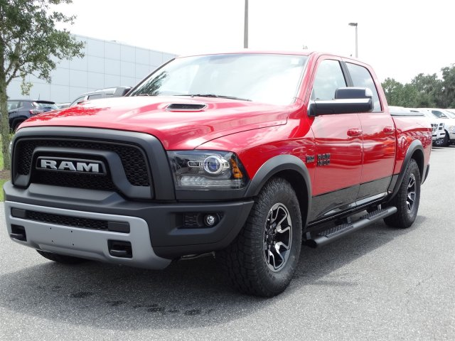 2017 Ram 1500 Crew Cab 4x4, Pickup #171318 - photo 11