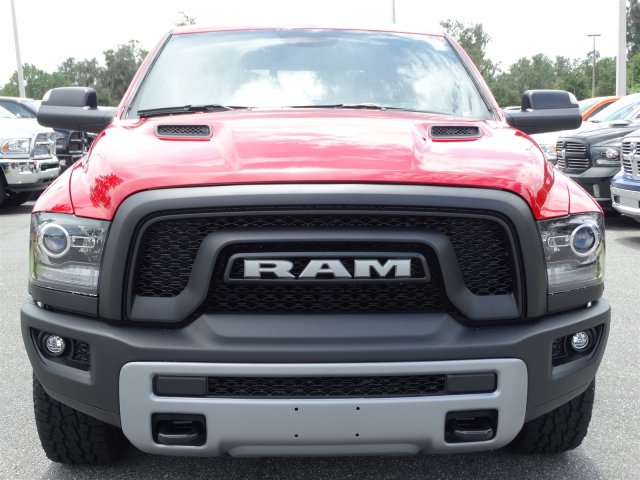 2017 Ram 1500 Crew Cab 4x4, Pickup #171318 - photo 12