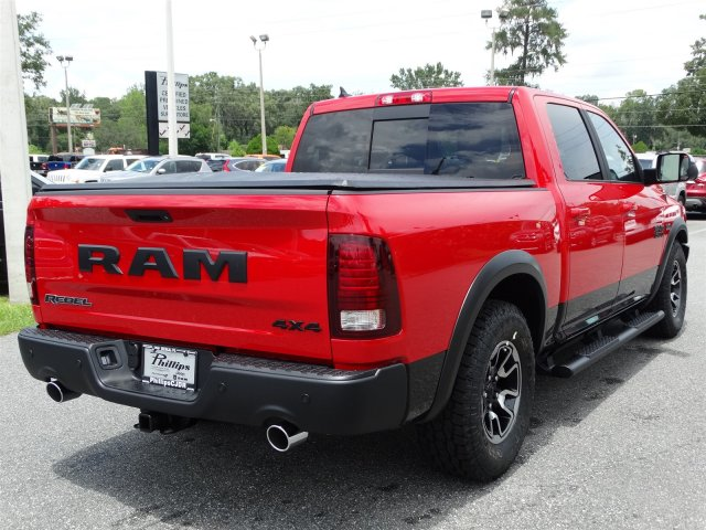 2017 Ram 1500 Crew Cab 4x4, Pickup #171318 - photo 2