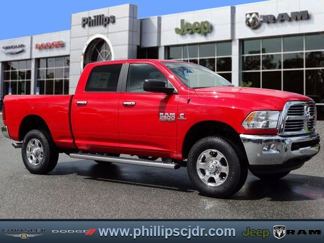 2017 Ram 2500 Crew Cab 4x4 Pickup #171390 - photo 1