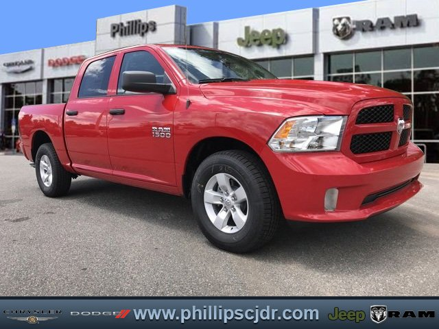 2017 Ram 1500 Crew Cab Pickup #171420 - photo 1