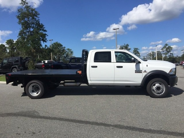 2017 Ram 5500 Crew Cab DRW 4x4 Platform Body #171506 - photo 8