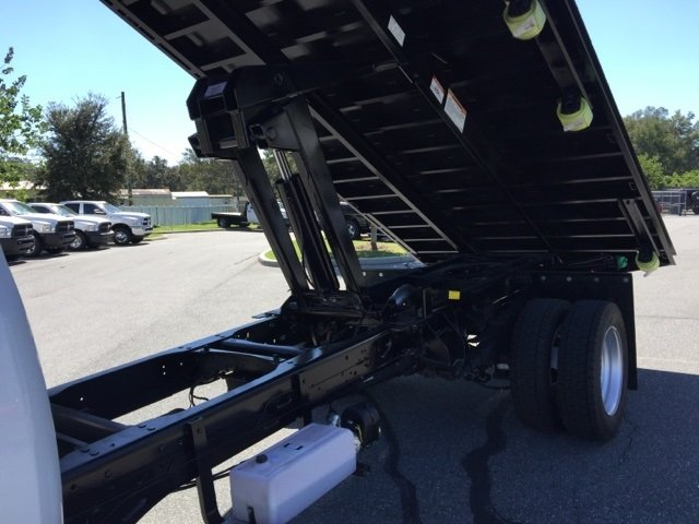 2017 Ram 5500 Regular Cab DRW 4x4, Action Fabrication Platform Body #171530 - photo 15