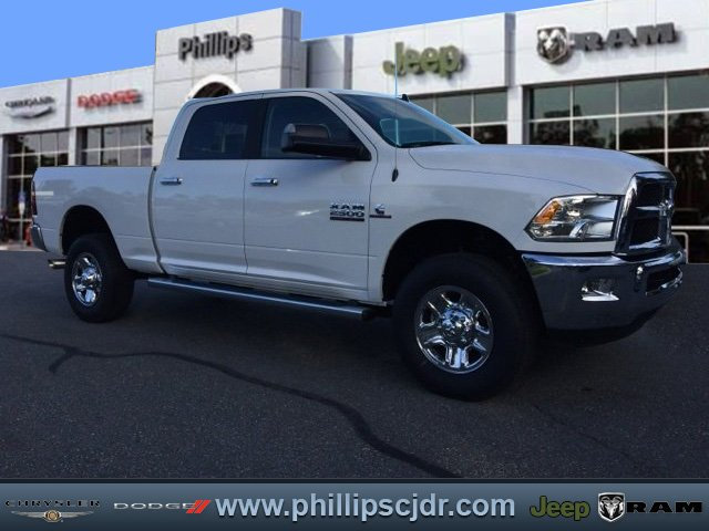 2018 Ram 2500 Crew Cab 4x4 Pickup #180101 - photo 1