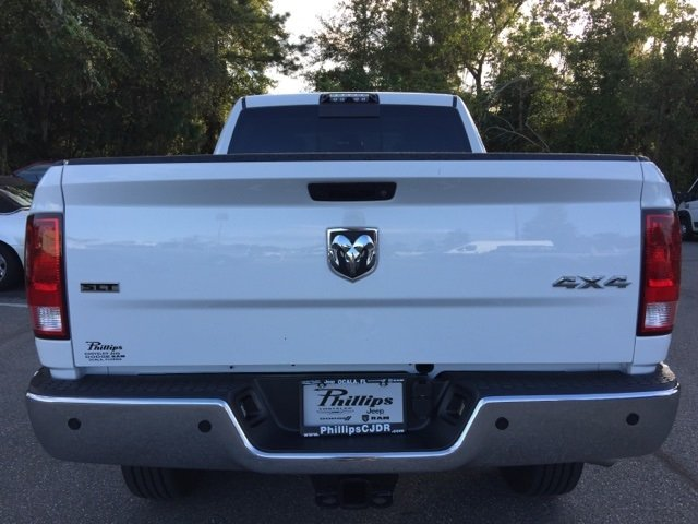 2018 Ram 2500 Crew Cab 4x4 Pickup #180101 - photo 10
