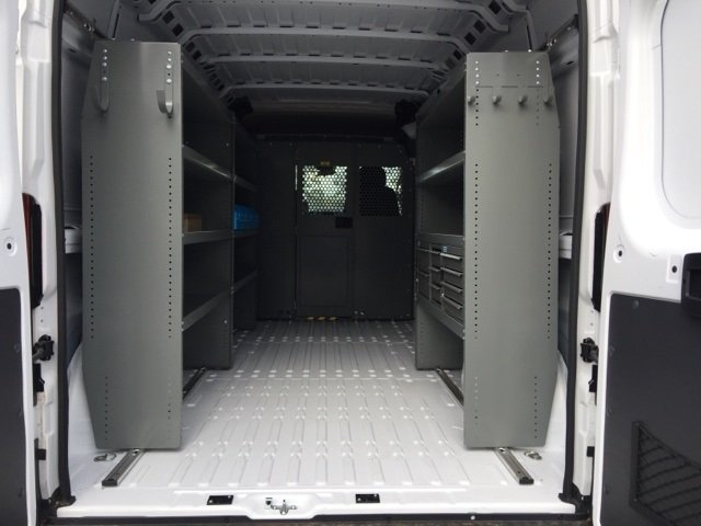 2018 ProMaster 2500 High Roof FWD,  Adrian Steel Upfitted Cargo Van #180158 - photo 2