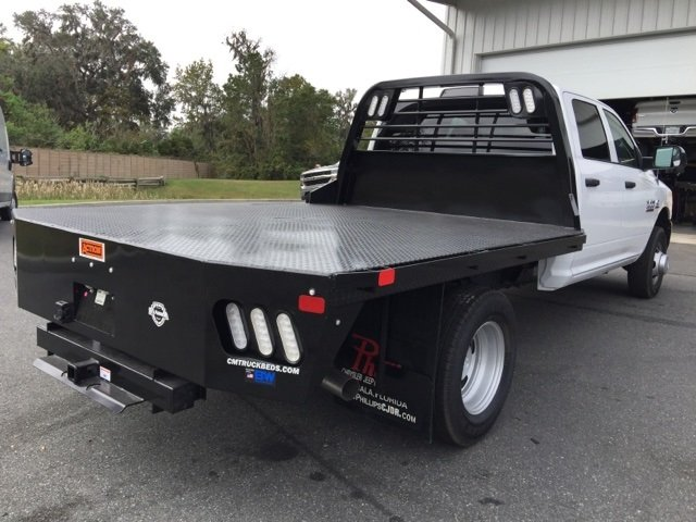 2018 Ram 3500 Crew Cab DRW 4x4, CM Truck Beds Platform Body #180159 - photo 2