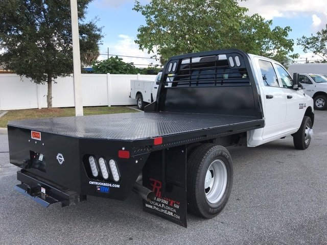 2018 Ram 3500 Crew Cab DRW 4x4 Platform Body #180160 - photo 2