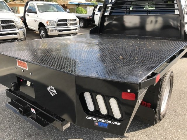 2018 Ram 3500 Crew Cab DRW 4x4 Platform Body #180172 - photo 12