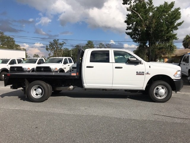 2018 Ram 3500 Crew Cab DRW 4x4 Platform Body #180172 - photo 6
