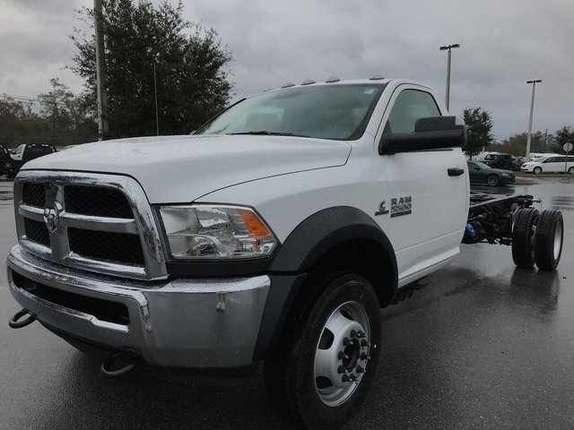 2018 Ram 5500 Regular Cab DRW 4x4 Cab Chassis #180347 - photo 3