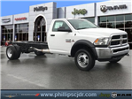 2018 Ram 5500 Regular Cab DRW 4x4 Cab Chassis #180347 - photo 1