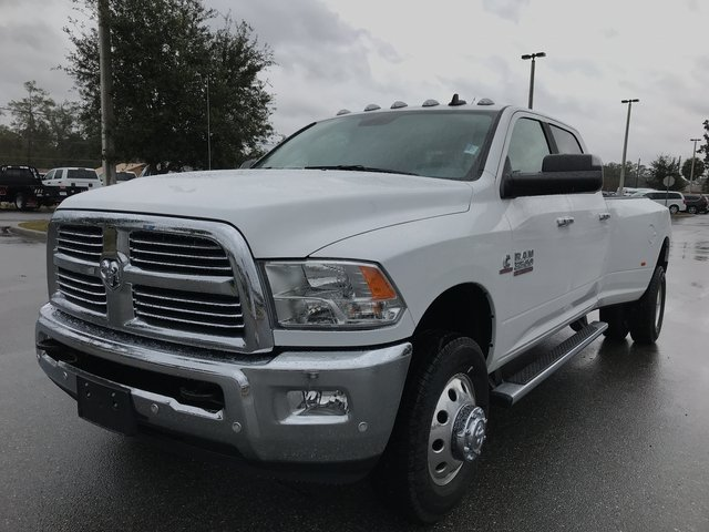 2018 Ram 3500 Crew Cab DRW 4x4, Pickup #180357 - photo 3