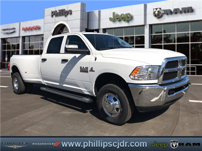 2018 Ram 3500 Crew Cab DRW 4x4, Pickup #180431 - photo 1