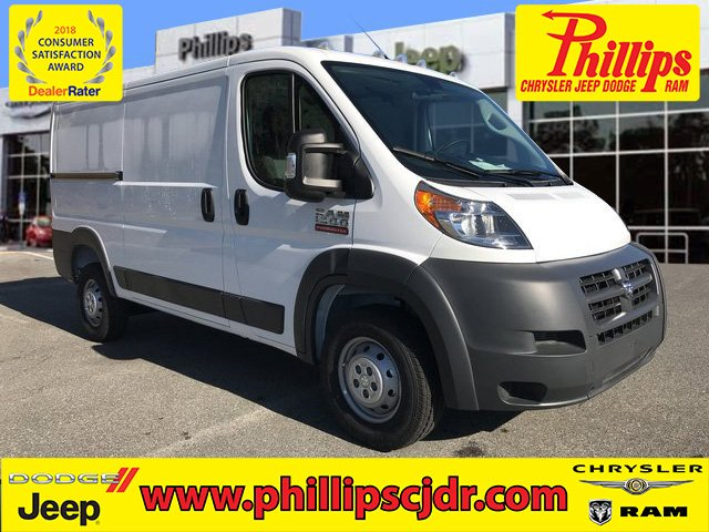 2018 ProMaster 1500 Standard Roof FWD,  Empty Cargo Van #180437 - photo 1