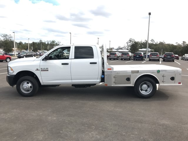 2018 Ram 3500 Crew Cab DRW 4x4, CM Truck Beds AL SK Model Platform Body #180562 - photo 6