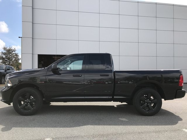 2018 Ram 1500 Quad Cab, Pickup #180575 - photo 7