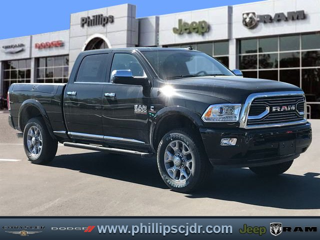 2018 Ram 3500 Crew Cab 4x4, Pickup #180638 - photo 1